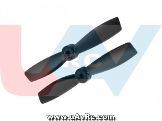 Bullnose 3x3 Propeller set CW/CCW -Black