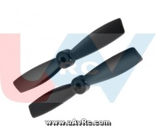Bullnose 4x4.5 Propeller set CW/CCW -Black