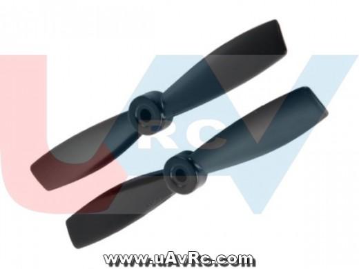 Bullnose 4x4.5 Propeller set CW/CCW -Black