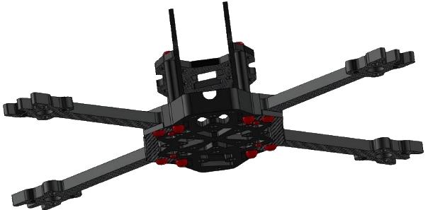 NEMesis Drone